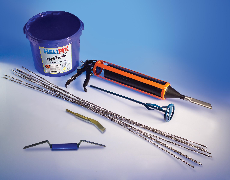 Helifix Crack Repair Warwick