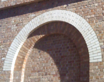 repairing masonry arches using the helibeam system helifix